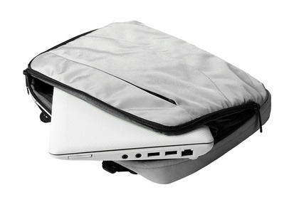 Briefcase style laptop bags