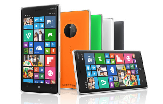 New Lumia 830, 730 and 735 lineup