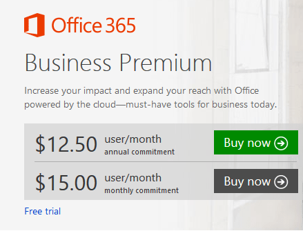 Office 365 Packages freshly Launched by Microsoft for SMBs