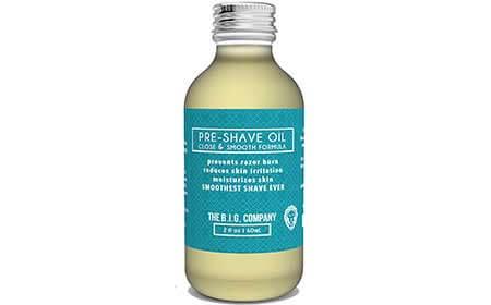 castor oil for shaving