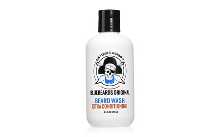 Bluebeards Beard Wash with Extra Conditioning