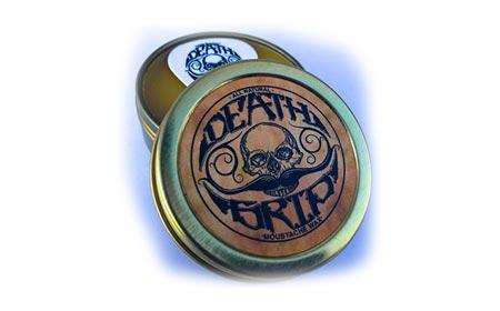 Death Grip Moustache Wax