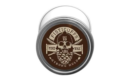 Fisticuffs Fine Scent Strong Hold Mustache Wax