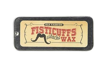 Fisticuffs Mustache Wax