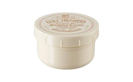 Geo F. Trumper Coconut Oil Shaving Cream