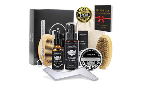 Isner Mile Beard Kit