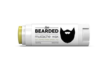 Live Bearded Mustache Wax, Beard Mustache Wax Kit