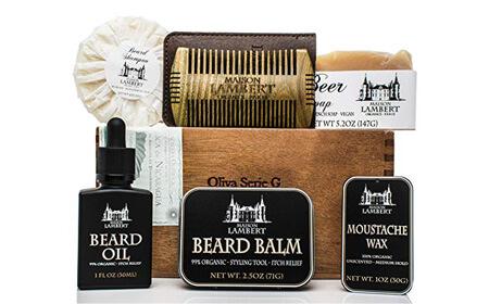 beard grooming kit reviews