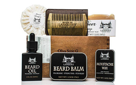 Maison Lambert Ultimate Beard Kit