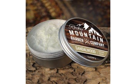 Rocky Mountain Shaving Cream