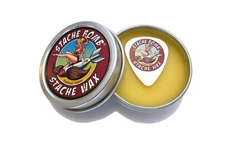Stache Bomb Stache Wax Mustache Wax