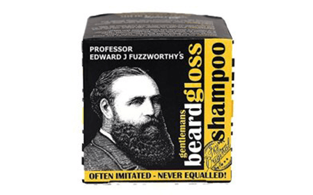 Professor Fuzzworthy's Beard Shampoo Bar
