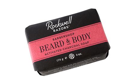 Rockwell Razors Beard & Body Bar Soap