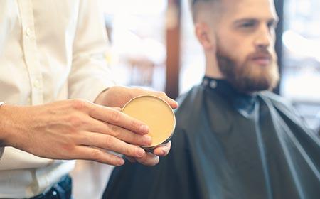 Beard wax cream