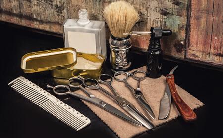 beard grooming kits-products