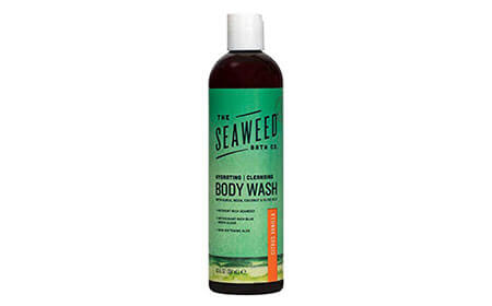 organic men's body wash