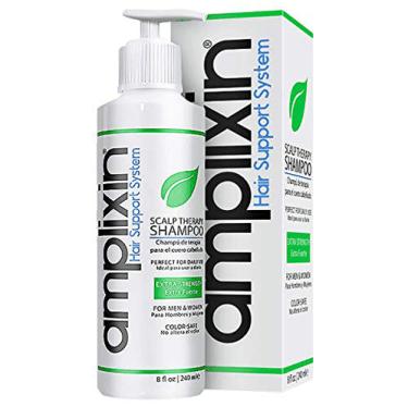 amplixin scalp therapy shampoo