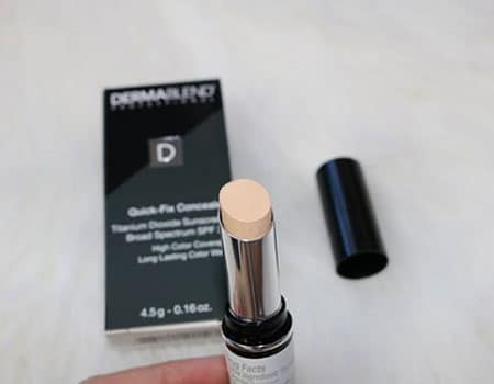 Dermablend Quick Fix Concealer Review