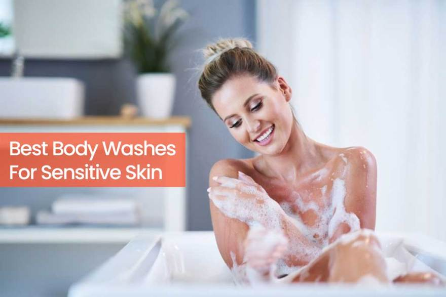 Best Body Washes For Sensitive Skin