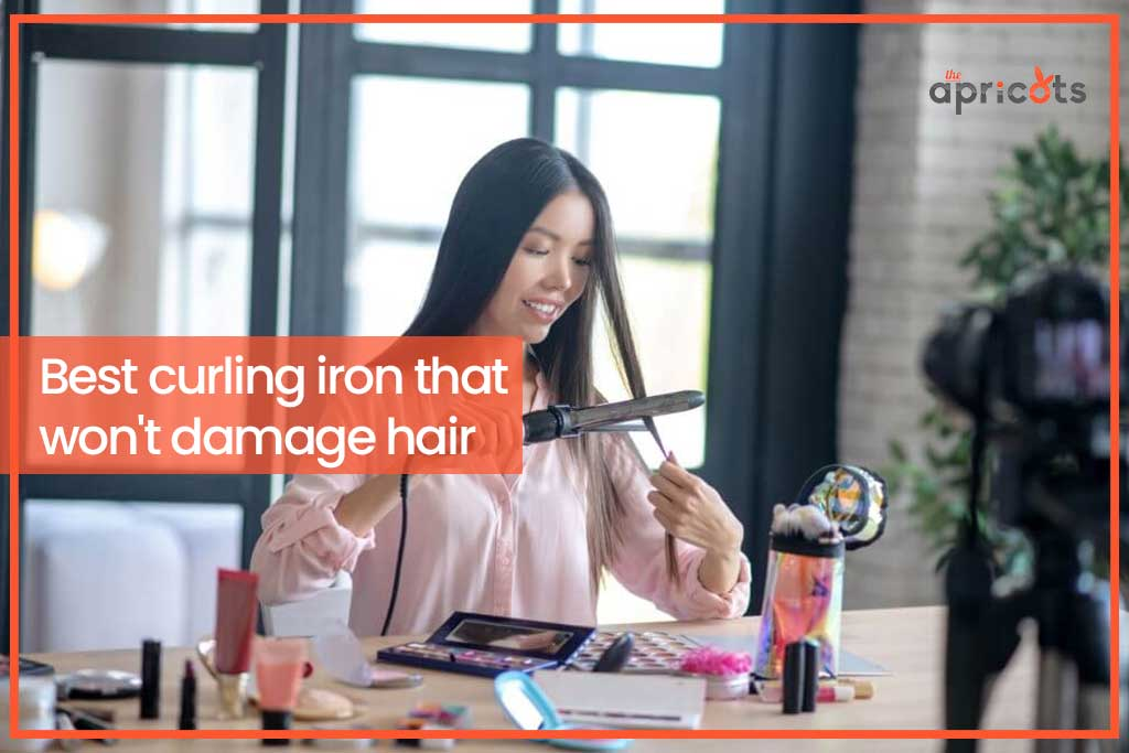 best curling iron that won't damage hair