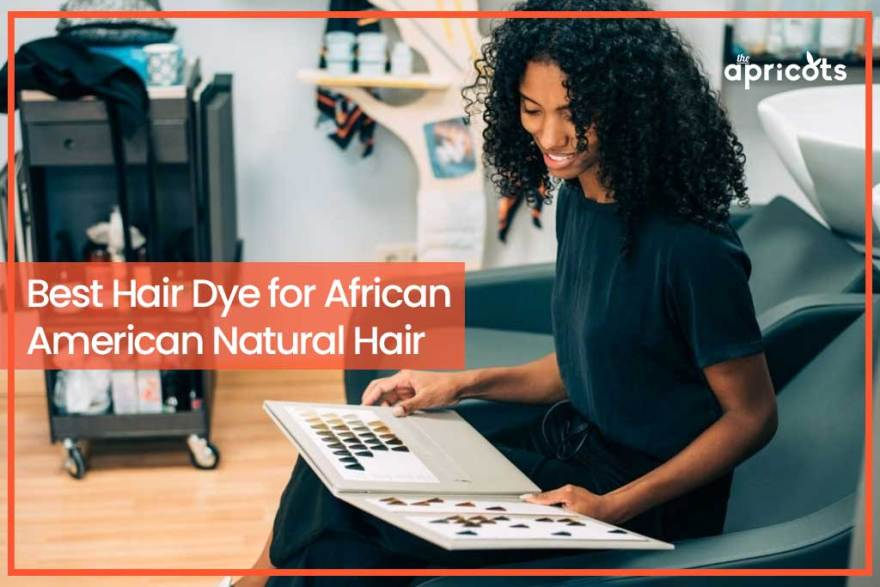 Best Hair Dye for African American Natural Hair