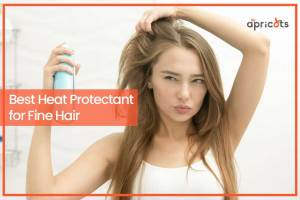 Heat Protectant for Fine Hair