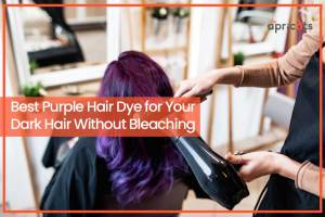 Best Purple Hair Dye for Your Dark Hair Without Bleaching