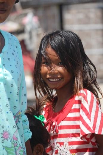 Bajau girl, Sanpela, Wakatobi, Indonesia