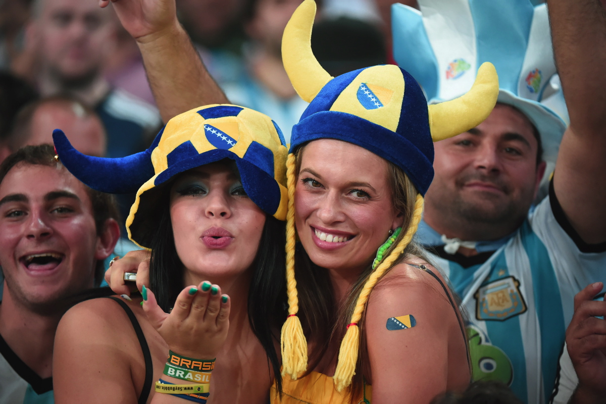 football-fan-bosnia