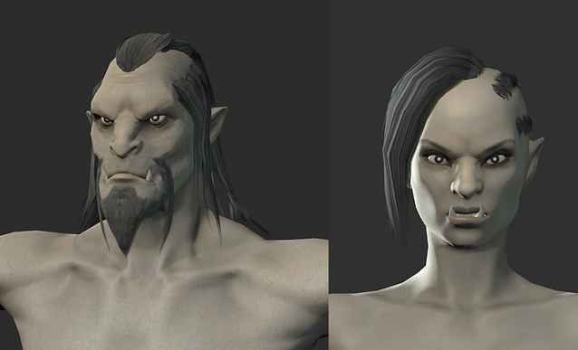 Project Gorgon Orc