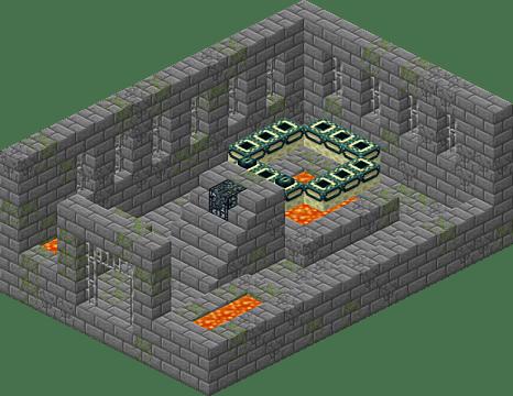 Cómo encontrar cofres del tesoro en Minecraft