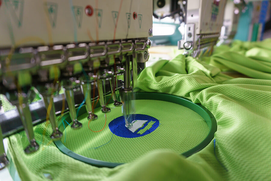 Embroidery Services image - Embroidery Services