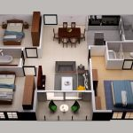 Ultimate 3 Bedroom House Plans For Family The Archdigest