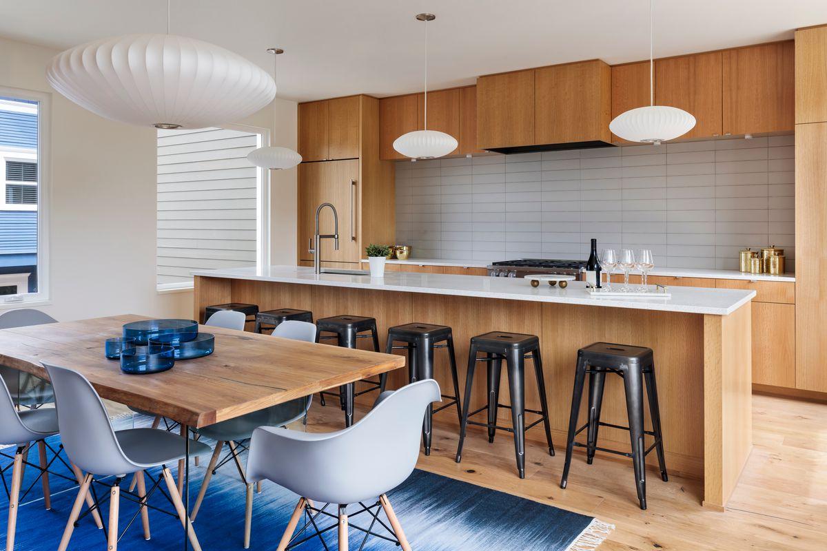 10 amazing mid century modern kitchen