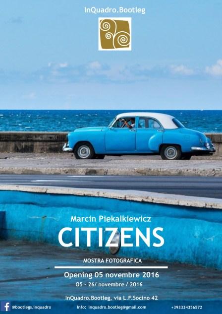 """""""Citizens"""" by Marcin Piekałkiewicz"""