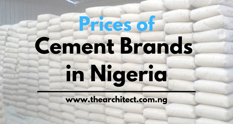 Prices of Cement in Nigeria