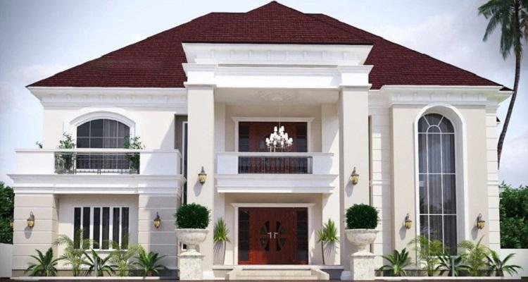 Duplex House designs in Nigeria
