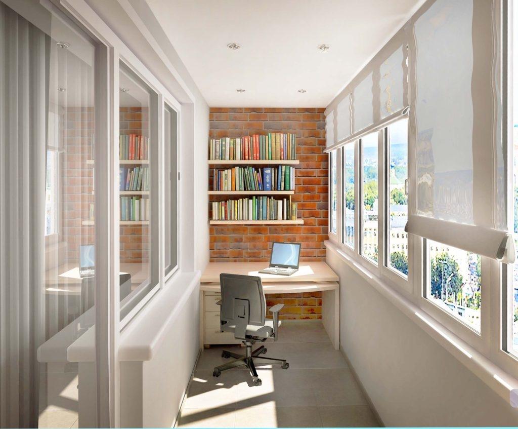 Come Chiudere Una Loggia il design del balcone è di 5 metri. cosa devi sapere sul