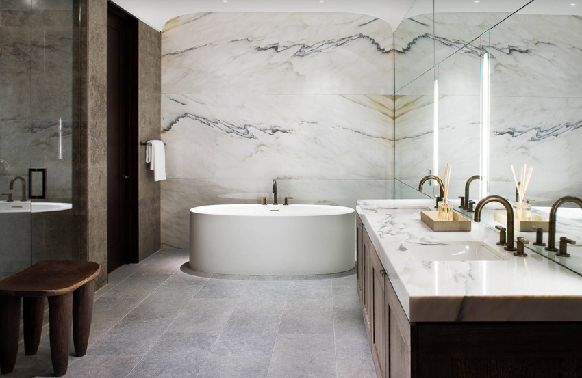 плитка в ванную комнату дизайн фото 7