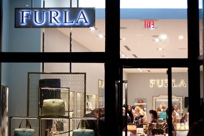 The new FURLA at Merrick Park