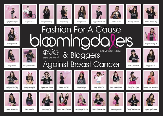 Fashion 4 a Cause at Bloomingdales Ambassador
