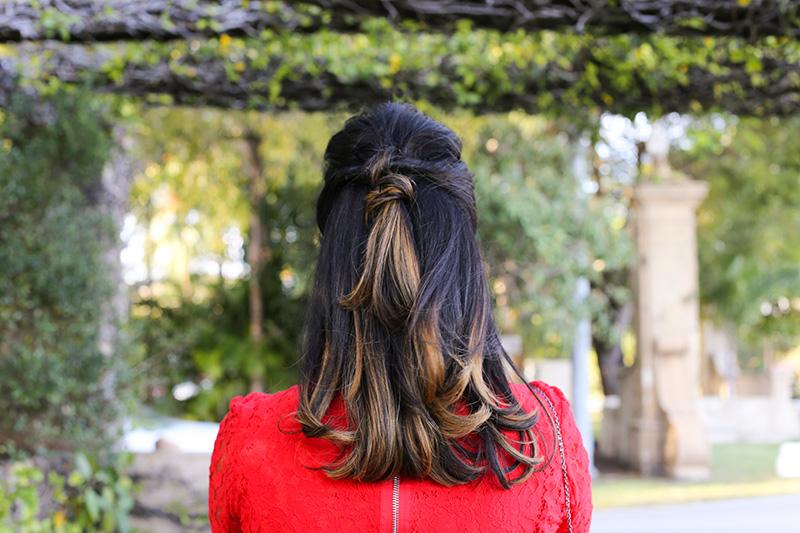 The Back side
