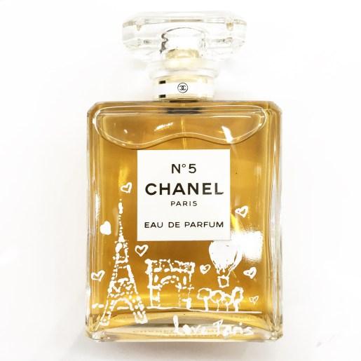Chanel Beauty x Saks