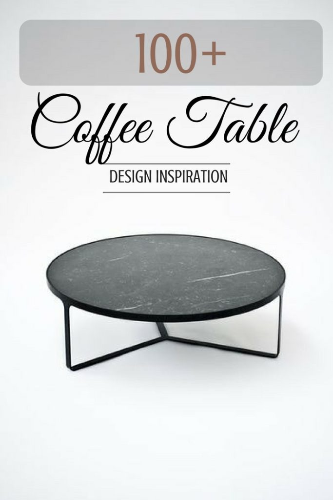 100+ Coffee Table Design Inspiration - The Architects Diary on Coffee Table Inspiration  id=78995