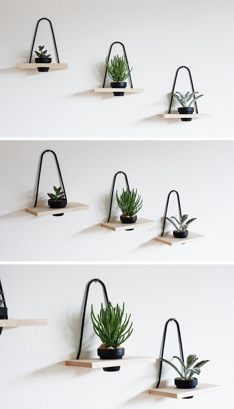 53 Indoor Garden Idea - Hang Your Plants From The Ceiling ... on Hanging Plant Pots Indoor  id=69253