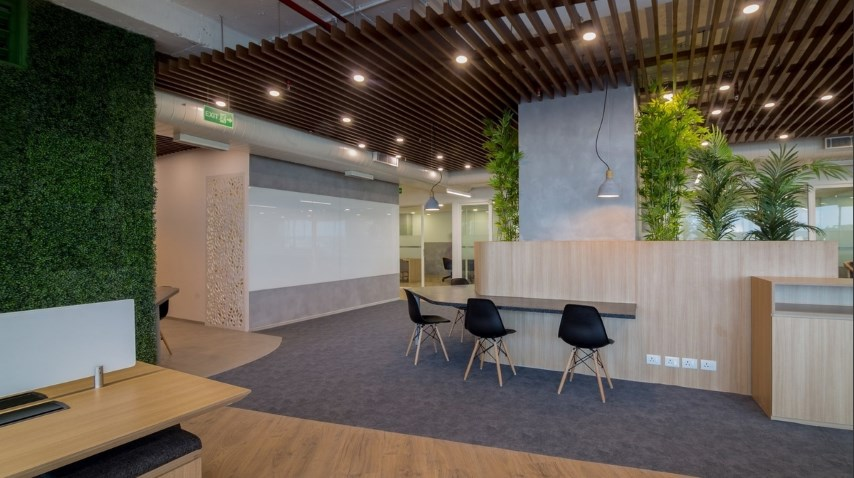 Research Institute Offices Design