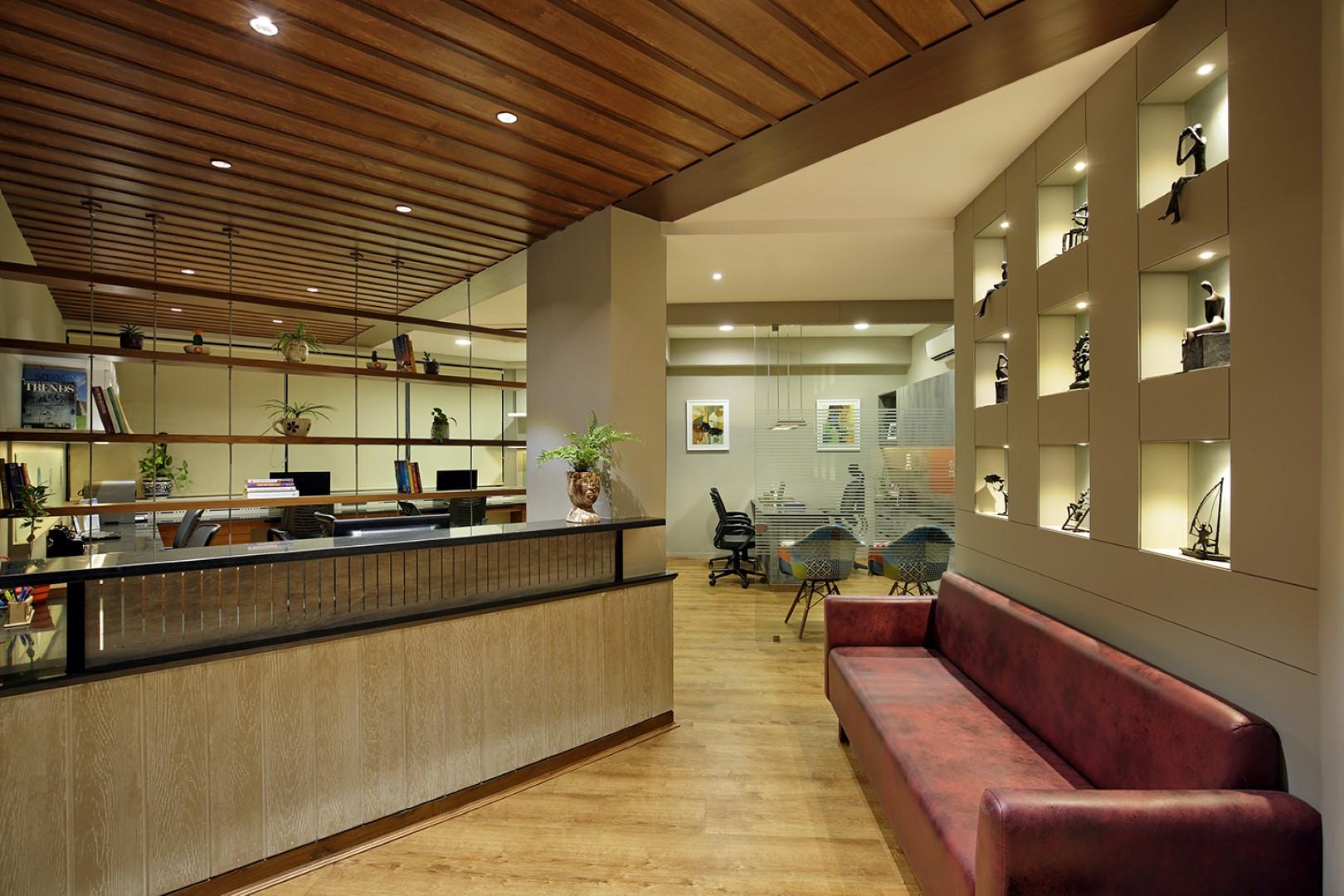 Corporate Office Interior