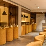 Jalpaan Restaurant Interiors Is Adaption Of Indian Modern Style Foaid The Architects Diary
