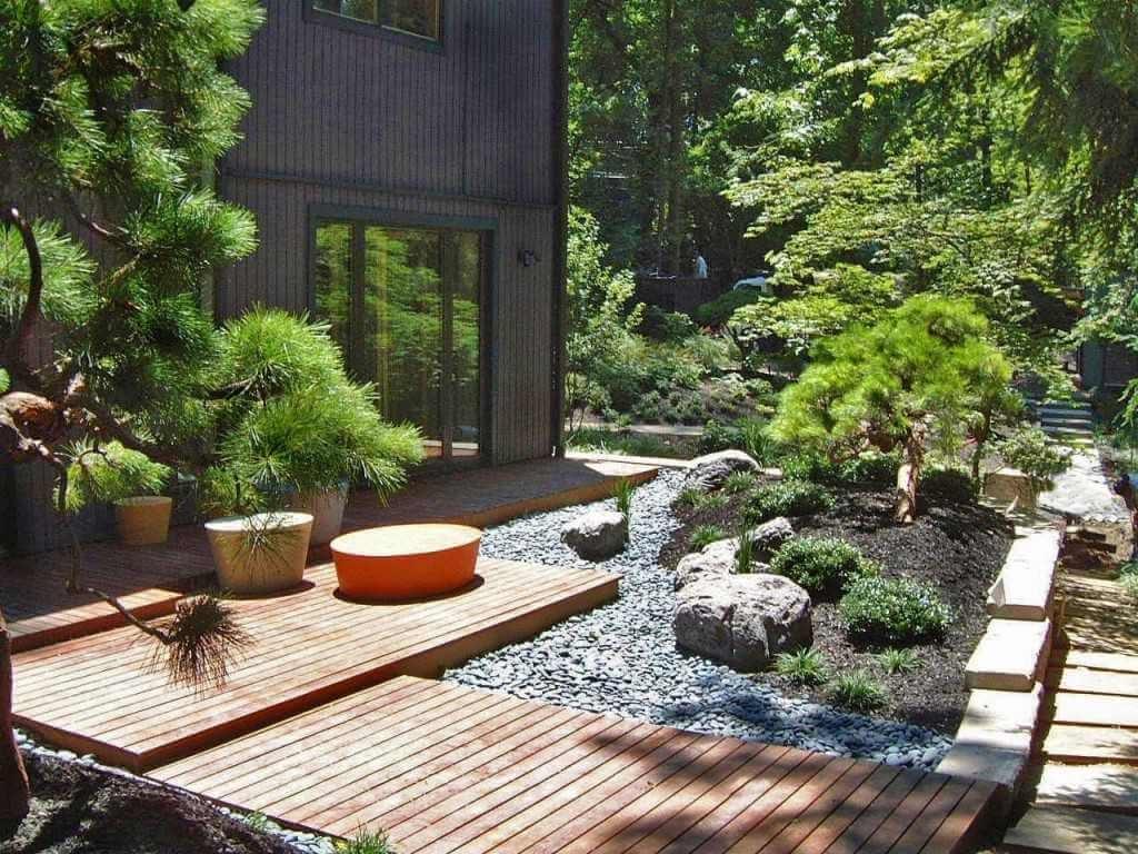35+ Zen Garden Design Ideas Which Add Value To Your Home ... on Zen Backyard Ideas id=92319