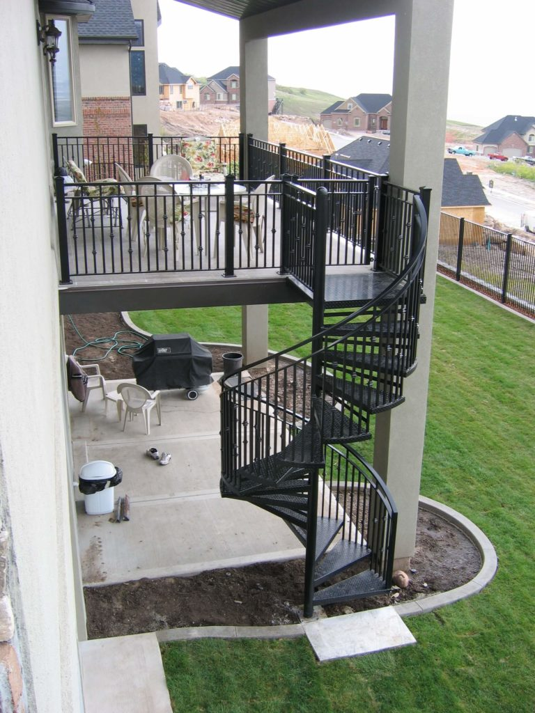 25 Best Outdoor Stairs Design Ideas Of 2020 - Modern ... on Backyard Stairs Design id=41495